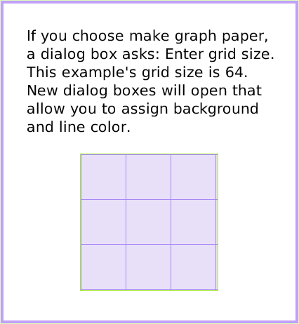 Create custom graph paper online